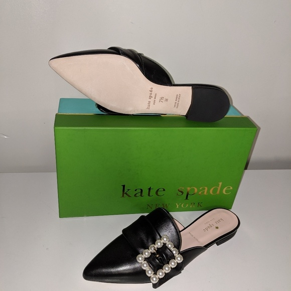 kate spade Shoes - NIB Kate Spade slides Size 7.5